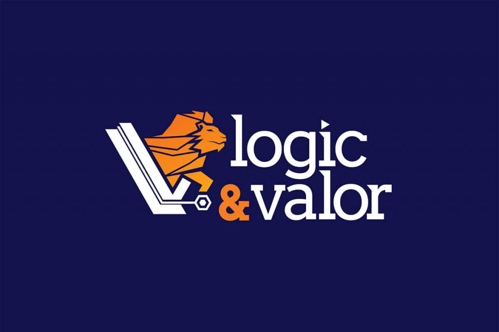 Logic and Valor Logo