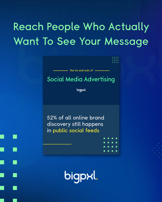 Social Media Advertising Preview